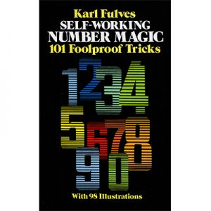 Self Working Number Magic by Karl Fulves - Book