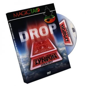 Drop Red by Lyndon Jugalbot and Magic Tao- DVD