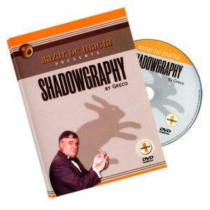 Shadowgraphy Volume 1 DVD - Carlos Greco by Bazar de Magia - DVD