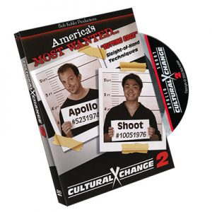 Cultural Xchange Vol 2 : America's Most Wanted by Apollo and Shoot - DVD