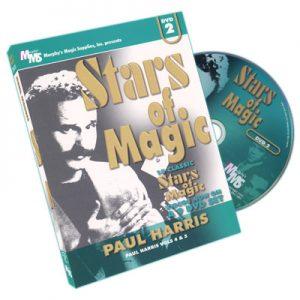 Stars Of Magic #2 (Paul Harris) - DVD