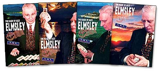 Alex Elmsley Tahoe Sessions- #4, DVD