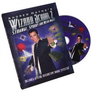 Wizard School 2 by Andrew Mayne - DVD