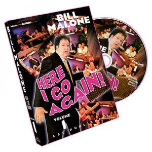 Here I Go Again - Volume 1 by Bill Malone - DVD
