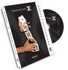 Generation X Brian Tudor, DVD