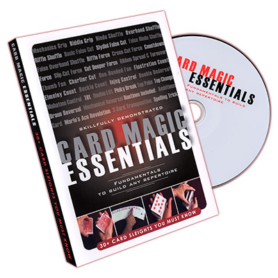 Card Magic Essentials - DVD