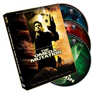 Omega Mutation (3 DVD Set) by Cameron Francis & Big Blind Media - DVD