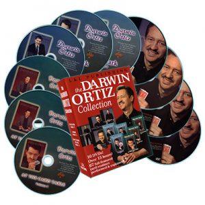 Darwin Ortiz Collection (10 DVD set) - DVD