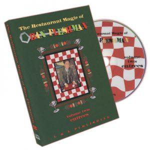 Restaurant Magic Volume 2 by Dan Fleshman - DVD