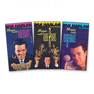 Rubberband Vol#3 by Dan Harlan - DVD