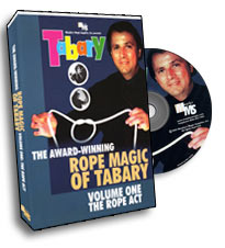 Tabary Award Winning Rope Magic - #1 by Murphy's Magic Supplies, Inc. - DVD