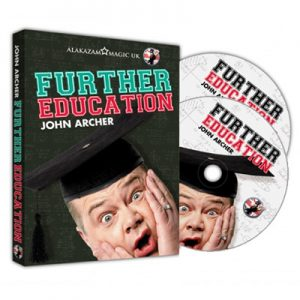 Further Education by John Archer & Alakazam - DVD