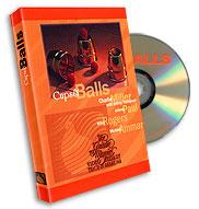 Cups & Balls Greater Magic Teach In, DVD