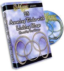 Linking Rings Hampton Ridge, DVD