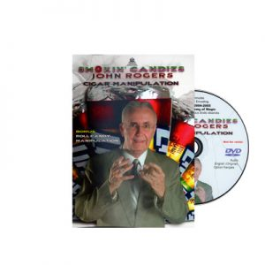 Smokin' Candies Cigar Manipulation John Rogers, DVD