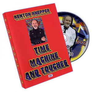 Time Machine and Touches by Kenton Knepper - DVD