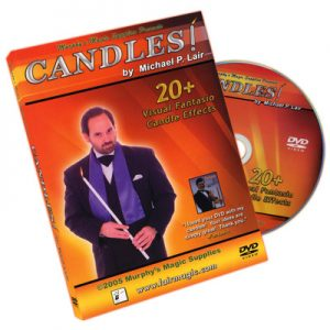 Candles by Michael Lair - DVD