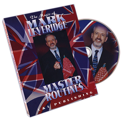 Master Routines by Mark Leveridge - DVD