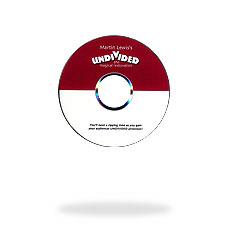 Undivided Martin Lewis, DVD