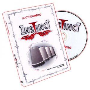 Instinct by Matthew Mello - DVD