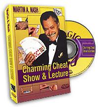 Charming Cheat -Martin Nash, DVD