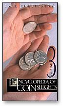 Ency of Coin Sleights Michael Rubinstein- #3, DVD