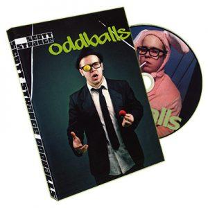 Oddballs by Scott Strange - DVD