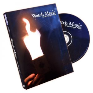Watch Magic by Oz Pearlman - DVD