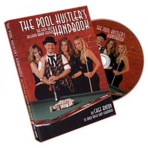 The Pool Hustler's Handbook by Chef Anton - DVD