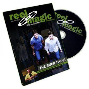 Reel Magic Episode 15 (Dan & Dave Buck) - DVD