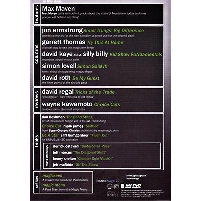 Reel Magic Episode 16 (Max Maven) - DVD