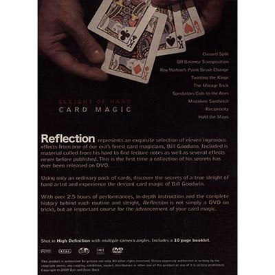 Reflection by Bill Goodwin and Dan & Dave Buck - DVD
