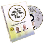 The New Relentless Ring And String by Bob Miller and DJ Ehlert - DVD