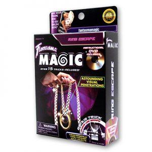 Ring Escape by Magick Balay and Fantasma Magic