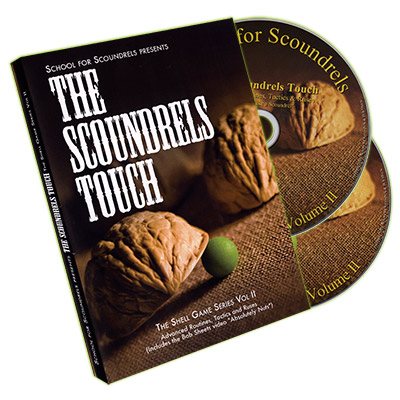 Scoundrels Touch (2 DVD Set) by Sheets, Hadyn and Anton- DVD