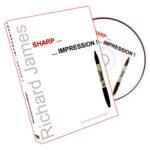 Sharp Impression by Richard James - DVD