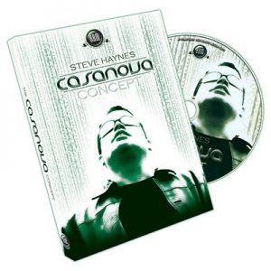 Casanova Concept by Steve Haynes & Big Blind Media - DVD