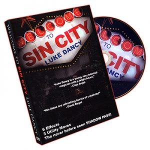 Sin City by Luke Dancy - DVD