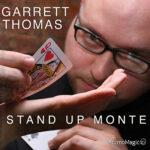 Stand Up Monte by Garrett Thomas and Kozmomagic - DVD