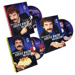 Magic of Steve Dacri Vol 1-3 - DVD