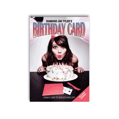 Sweet (Bonus - Birthday Card) by Diamond Jim Tyler - DVD