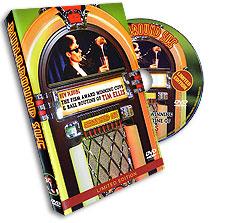 Runaround Sue Cups & Balls DVD Ellis & Webster, DVD