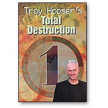 Total Destruction Vol 1 by Troy Hooser - DVD