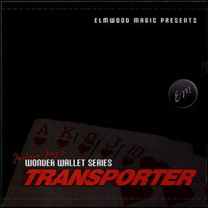 Transporter (with DVD and Red Cards) by Joshua Jay - DVD