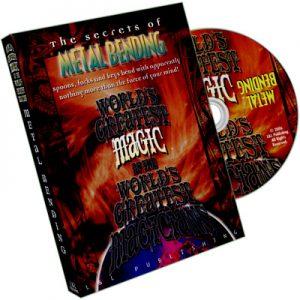 Metal Bending (World's Greatest Magic) - DVD by L&L publishing