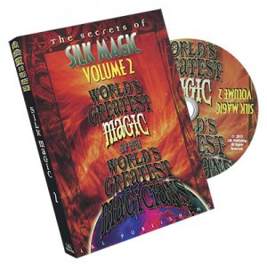 World's Greatest Silk Magic volume 2 by L&L Publishing - DVD