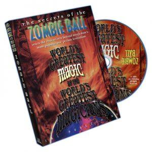 Zombie Ball (World's Greatest Magic) - DVD by L&L publishing