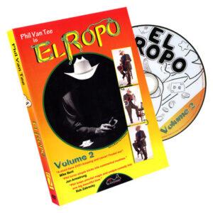 Phil Van Tee is El Ropo DVD Volume 2 by Phil Van Tee Black Rabbit Series Issue #3 - DVD