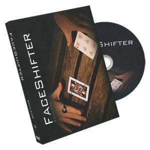 FaceShifter Blue by Skulkor - DVD