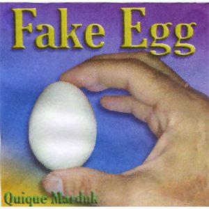 Fake Egg by Quique Marduk